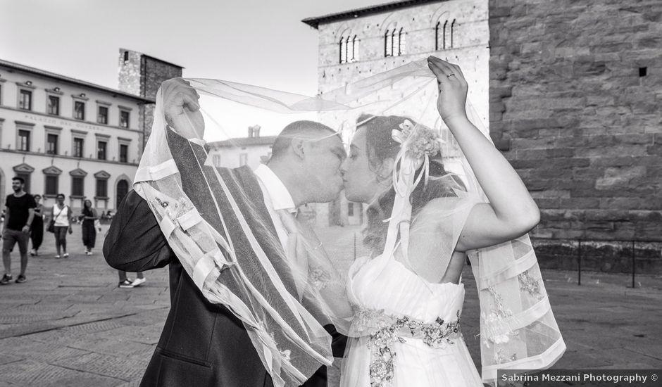 Il matrimonio di Graziano e Elisa a Pistoia, Pistoia