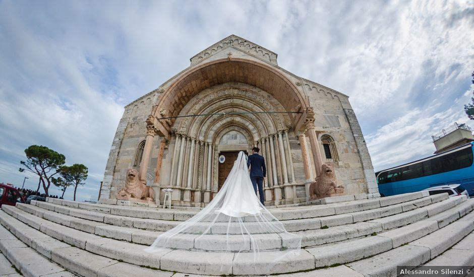 Il matrimonio di Matteo e Noemi a Ancona, Ancona