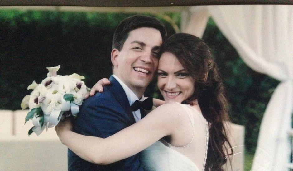 Il matrimonio di Fabrizio e Gaia a Napoli, Napoli