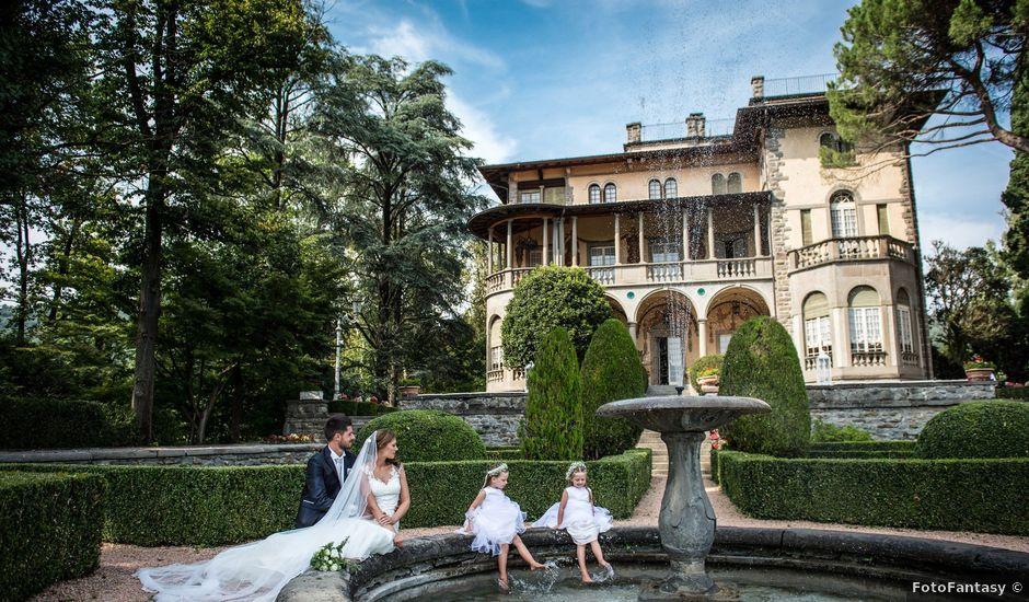 Il matrimonio di Matteo e Stefania a Mapello, Bergamo