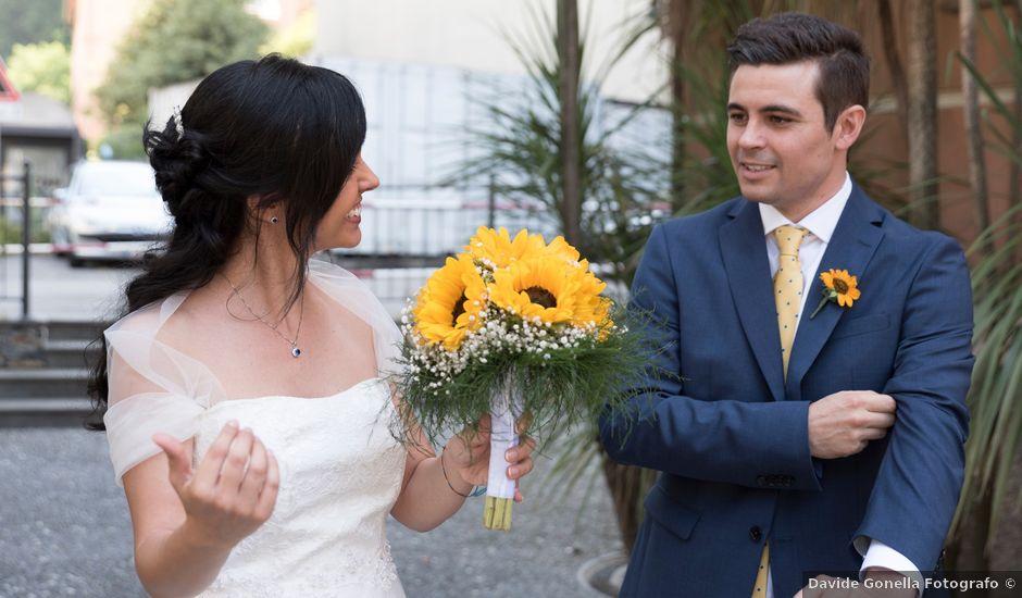 Il matrimonio di Andrea e Sonia a Recco, Genova