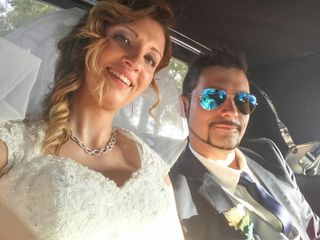 Le nozze di ANDREA STECCHI e DEBORAH ORLANDO