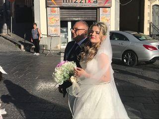 Le nozze di Carmela e Cristian