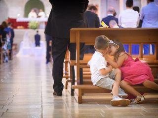 Le nozze di Antonella e Stefano