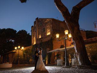 Le nozze di Melania e Leonardo 1