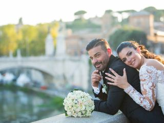 Le nozze di Melania e Leonardo