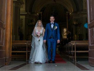 Le nozze di Roberto e Mariagrazia