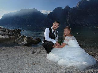 Le nozze di Alessandro e Cinzia
