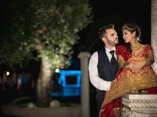 Le nozze di Aina e Francesco