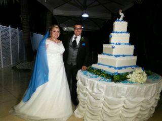 Le nozze di Anna Rita  e Adil