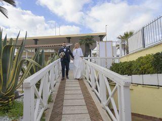 Le nozze di Alina e Marco 1