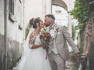 Le nozze di Alison e Martino