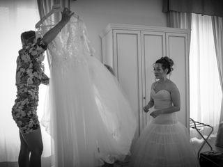 Le nozze di Alison e Martino 1