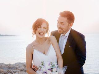 Le nozze di Sonia e Gianmarco