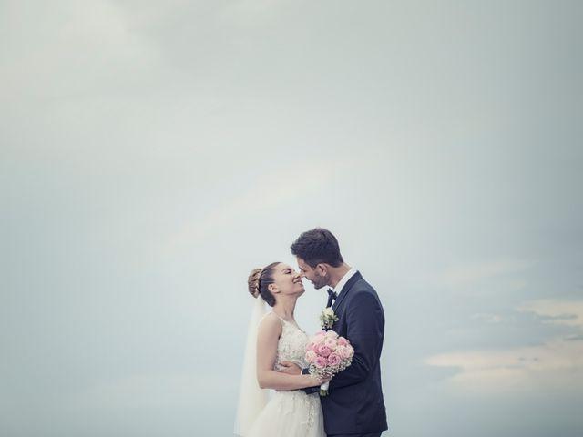 Le nozze di Valentina e Maurizio