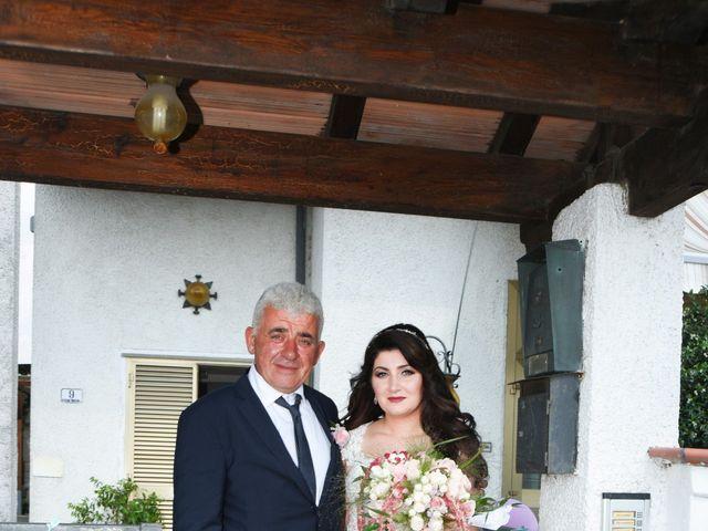 Il matrimonio di Altin e Cesarina a Pistoia, Pistoia 34