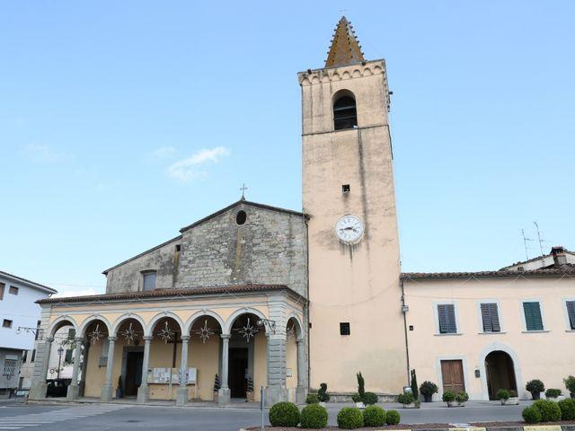 Il matrimonio di Altin e Cesarina a Pistoia, Pistoia 35