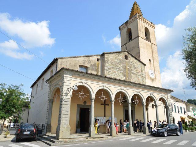 Il matrimonio di Altin e Cesarina a Pistoia, Pistoia 36