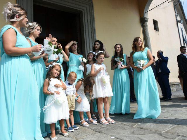 Il matrimonio di Altin e Cesarina a Pistoia, Pistoia 42