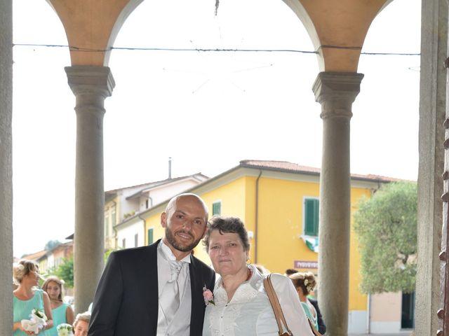 Il matrimonio di Altin e Cesarina a Pistoia, Pistoia 57