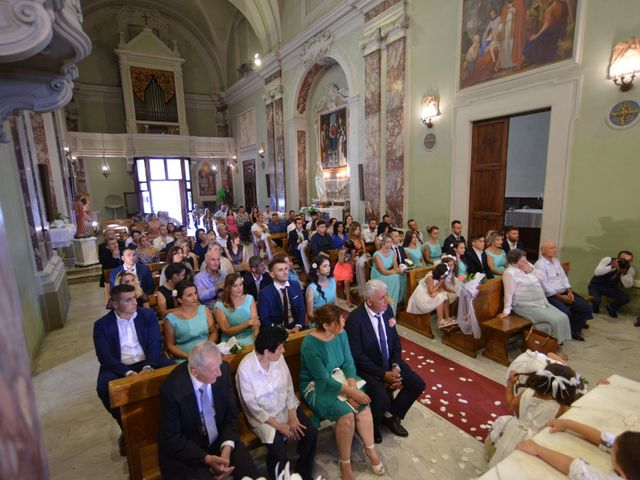 Il matrimonio di Altin e Cesarina a Pistoia, Pistoia 66