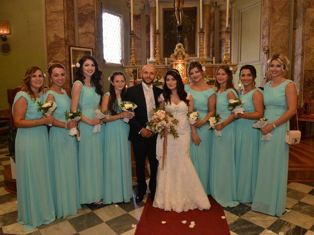 Il matrimonio di Altin e Cesarina a Pistoia, Pistoia 68