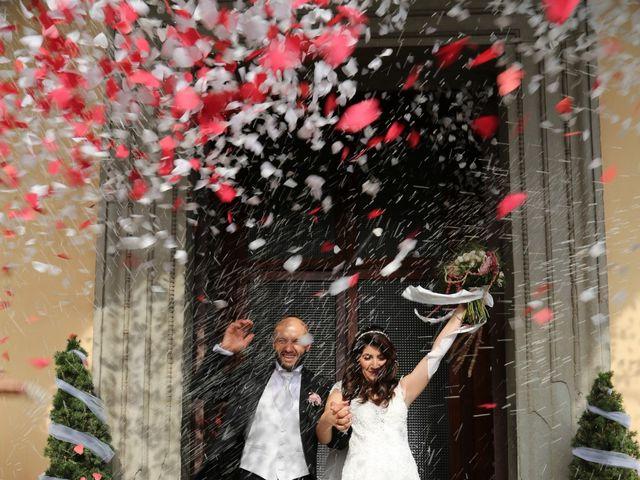 Il matrimonio di Altin e Cesarina a Pistoia, Pistoia 69