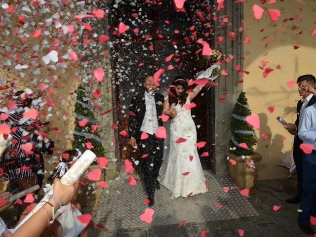 Il matrimonio di Altin e Cesarina a Pistoia, Pistoia 72