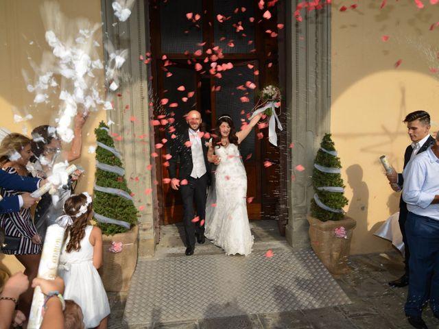 Il matrimonio di Altin e Cesarina a Pistoia, Pistoia 73