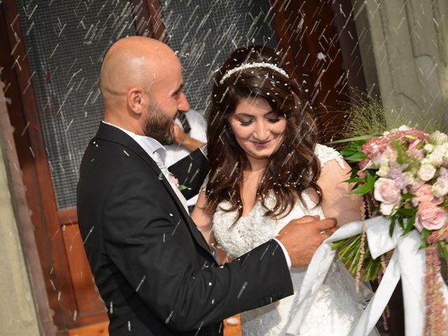 Il matrimonio di Altin e Cesarina a Pistoia, Pistoia 74