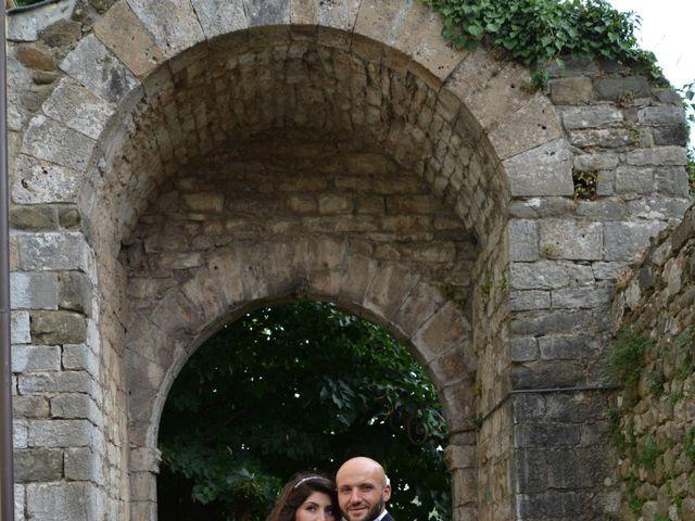 Il matrimonio di Altin e Cesarina a Pistoia, Pistoia 77