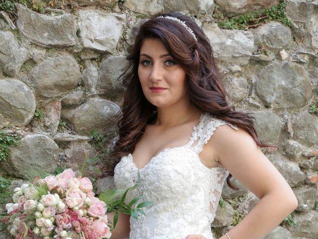 Il matrimonio di Altin e Cesarina a Pistoia, Pistoia 83