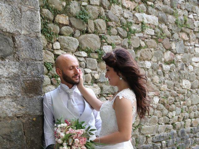 Il matrimonio di Altin e Cesarina a Pistoia, Pistoia 85