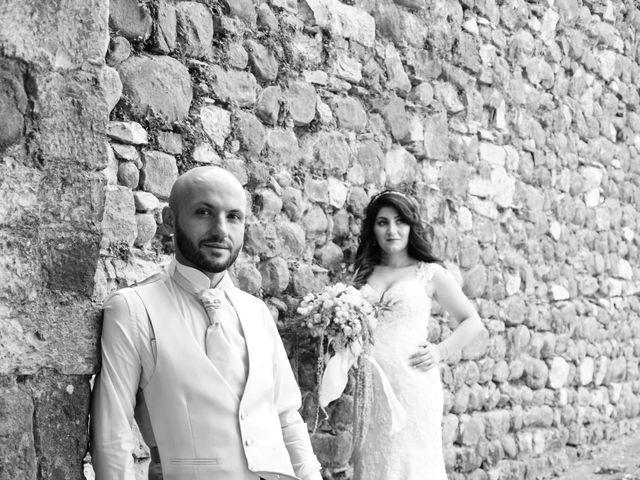Il matrimonio di Altin e Cesarina a Pistoia, Pistoia 86