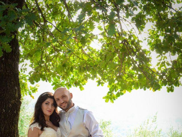 Il matrimonio di Altin e Cesarina a Pistoia, Pistoia 93
