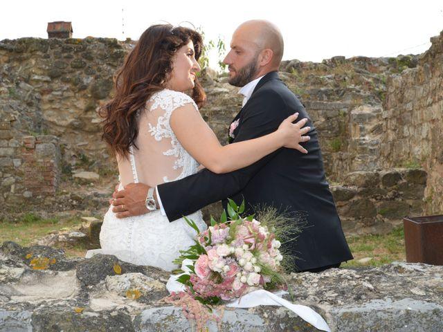 Il matrimonio di Altin e Cesarina a Pistoia, Pistoia 104