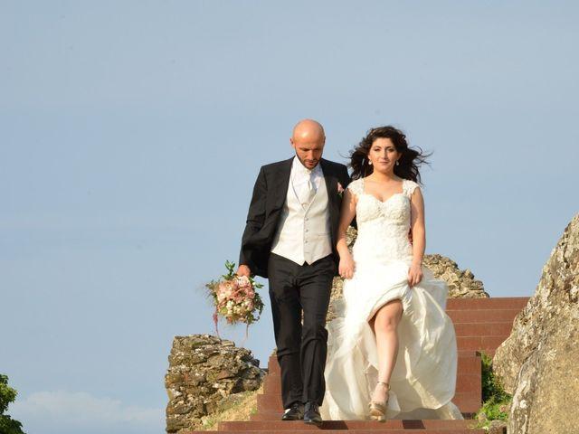 Il matrimonio di Altin e Cesarina a Pistoia, Pistoia 107