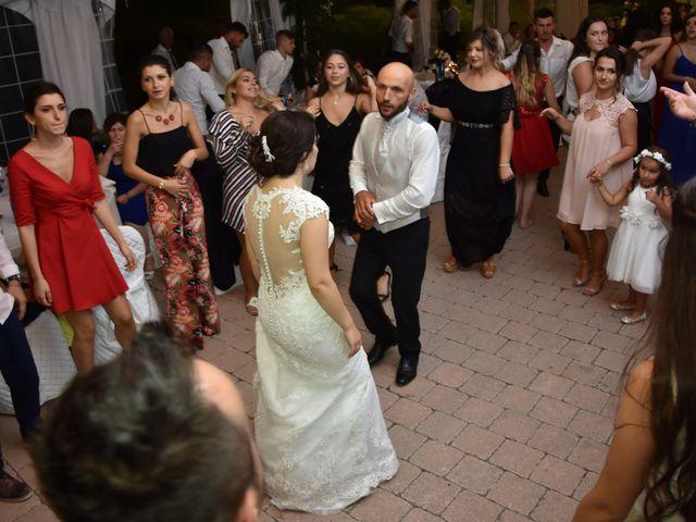 Il matrimonio di Altin e Cesarina a Pistoia, Pistoia 137