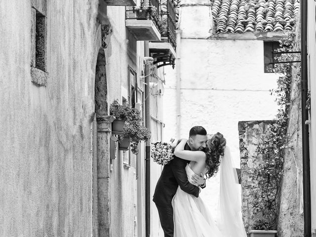 Il matrimonio di Stefano e Antonella a Acerenza, Potenza 34