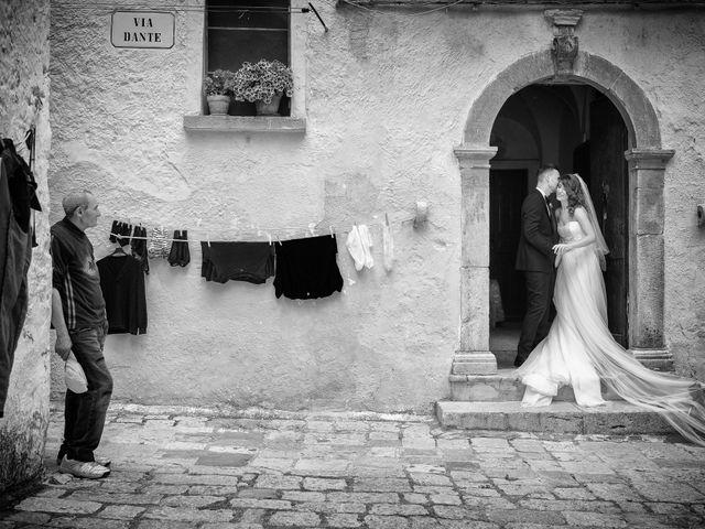 Il matrimonio di Stefano e Antonella a Acerenza, Potenza 1