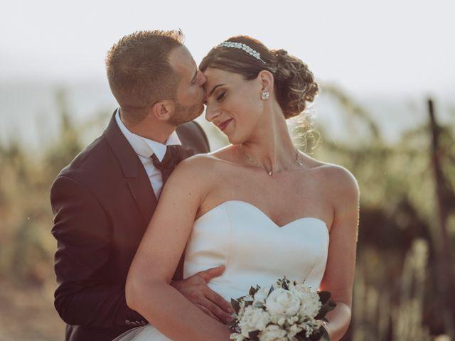 le nozze di Francesco e Benedetta
