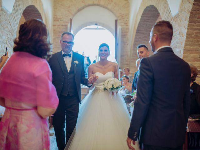 Il matrimonio di Benedetta e Francesco a Pescara, Pescara 52