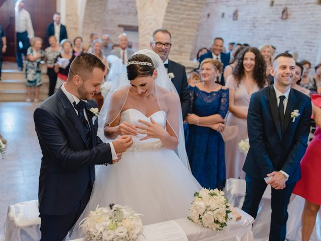Il matrimonio di Benedetta e Francesco a Pescara, Pescara 54