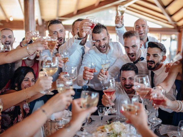 Il matrimonio di Benedetta e Francesco a Pescara, Pescara 61