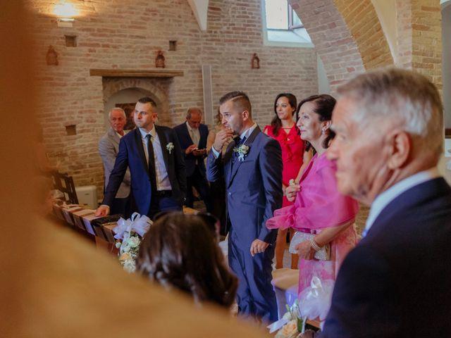 Il matrimonio di Benedetta e Francesco a Pescara, Pescara 108