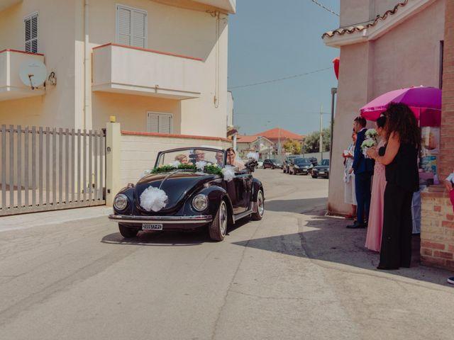 Il matrimonio di Benedetta e Francesco a Pescara, Pescara 109