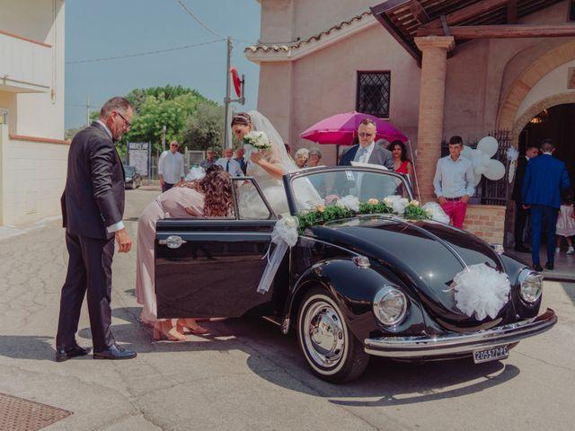 Il matrimonio di Benedetta e Francesco a Pescara, Pescara 110