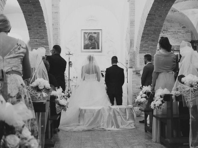 Il matrimonio di Benedetta e Francesco a Pescara, Pescara 113