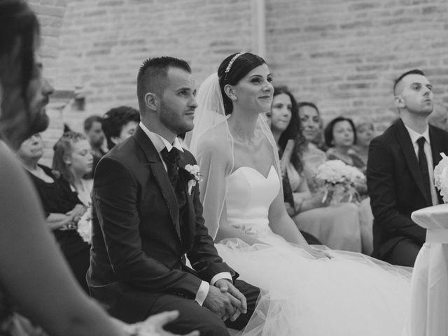 Il matrimonio di Benedetta e Francesco a Pescara, Pescara 114