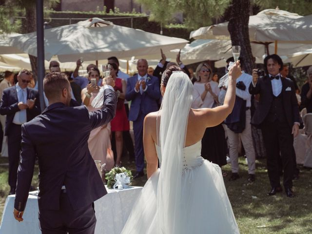 Il matrimonio di Benedetta e Francesco a Pescara, Pescara 119